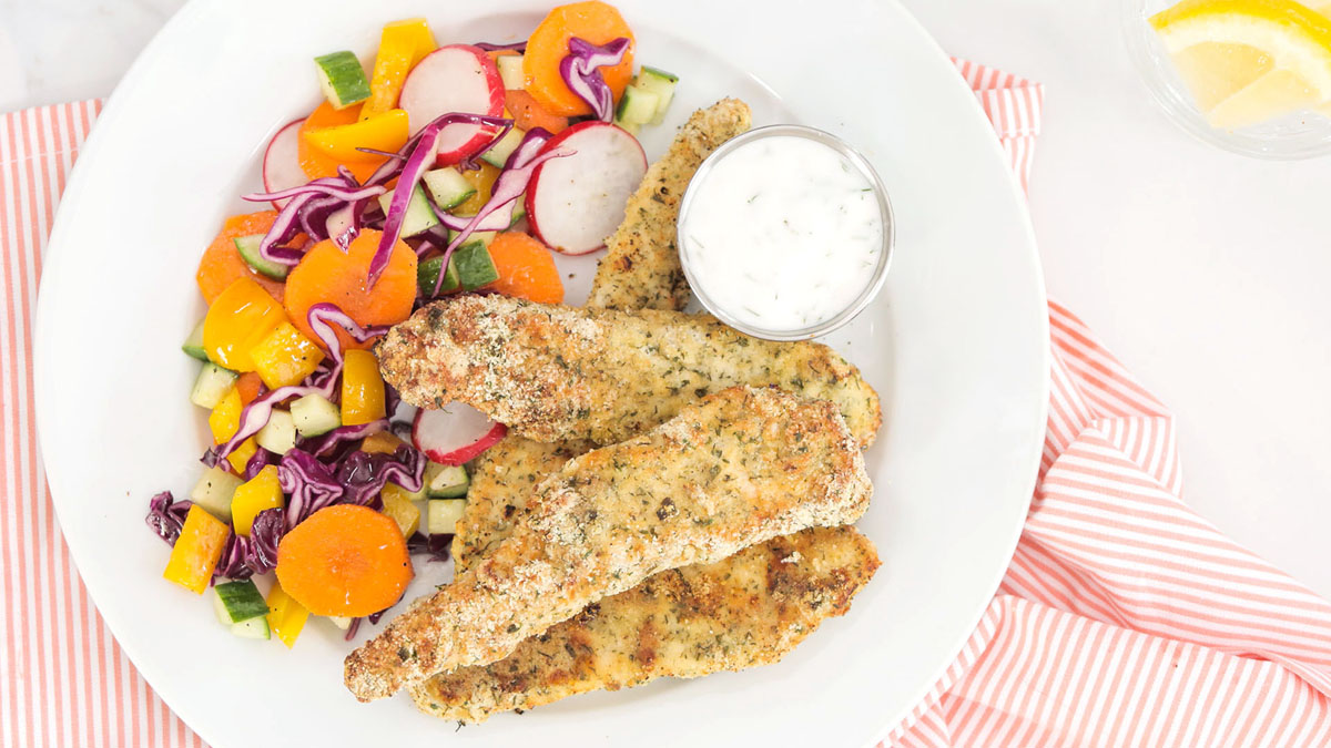 Almond-Ranch-Chicken-Fingers_16x9_The-Domestic-Geek
