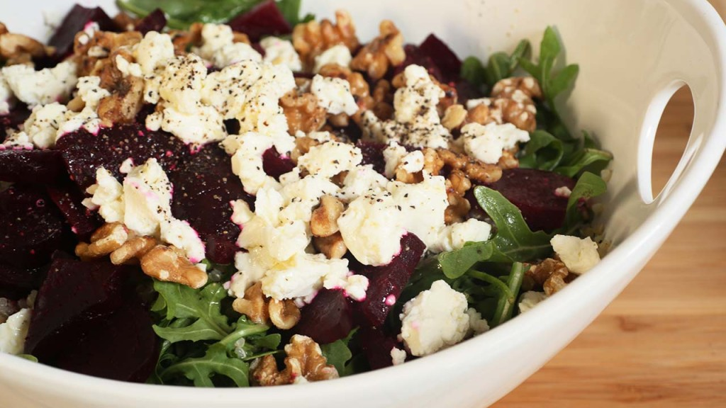 Beet-Salad-with-Quinoa-Walnuts-Goat-Cheese 16x9
