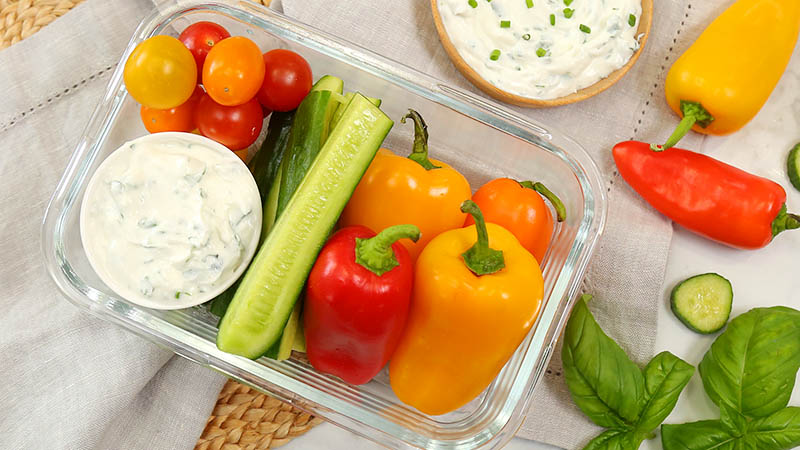 Herbed-Goat-Cheese-Veggies-Snack-Meal-Prep_16x9_800_The-Domestic-Geek