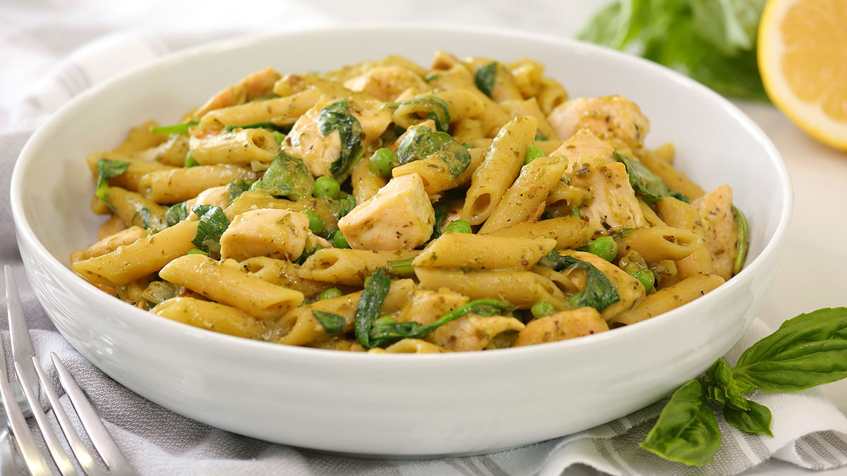 Pesto-Chicken-Penne_16x9_1200_The-Domestic-Geek